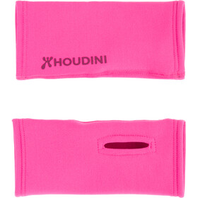 Houdini Power Wrist Gaiters Snappy Pink
